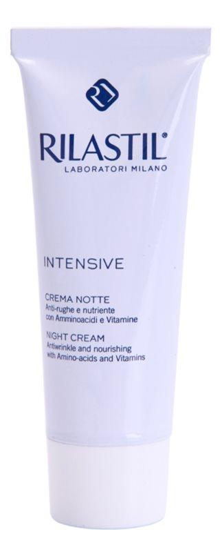 Rilastil Intensive nočna krema proti prezgodnjemu staranju kože