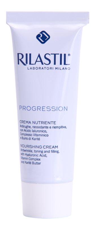 Rilastil Progression nährende Anti-Falten Creme für reife Haut
