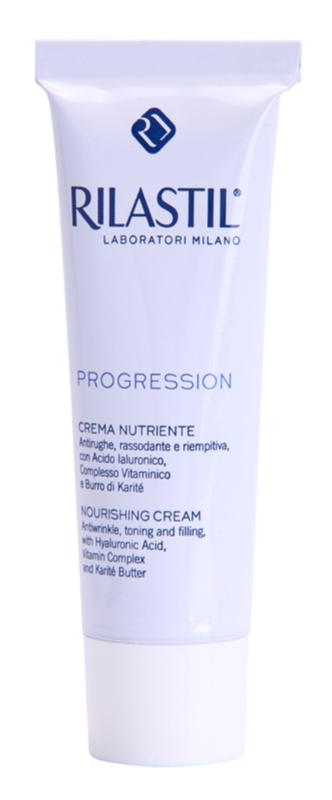 Rilastil Progression Nourishing Age Defying Cream For Mature Skin