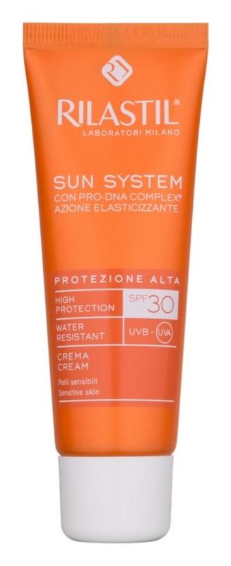 Rilastil Sun System Beschermende Crème  SPF 30