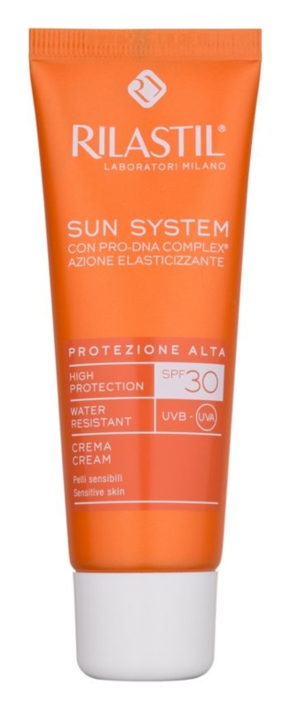 Rilastil Sun System zaščitna krema SPF 30