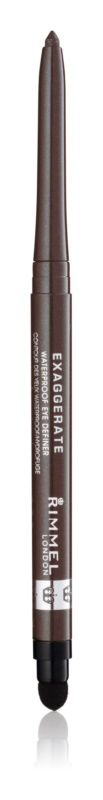 Rimmel Exaggerate Eye Definer водостійкий контурний олівець для очей