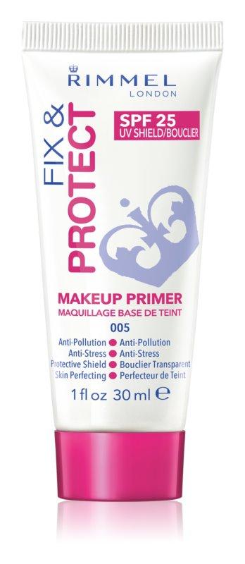 Rimmel Fix & Protect основа під макіяж SPF 25