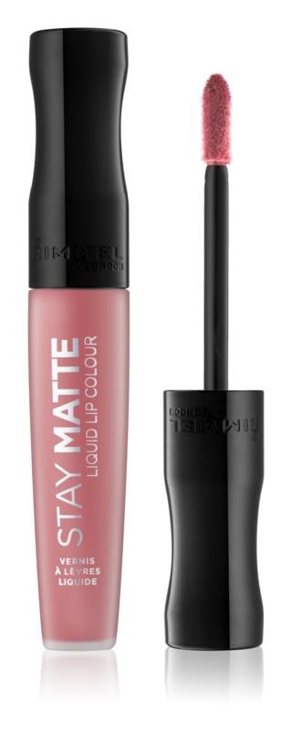 Rimmel Stay Matte mat tekoča šminka