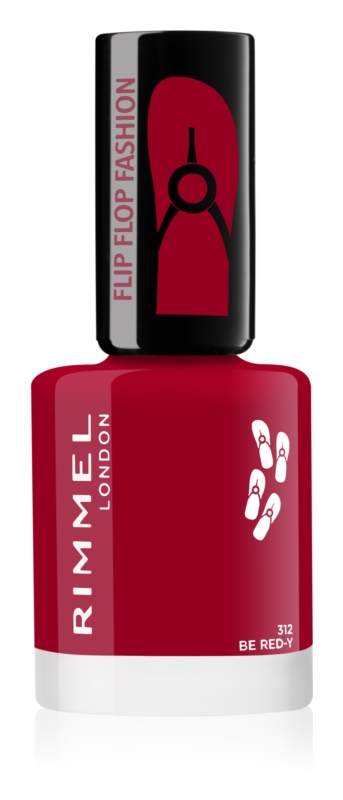 Rimmel 60 Seconds Flip Flop lak na nechty