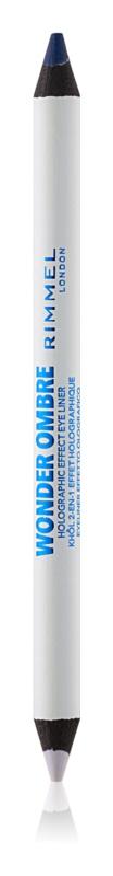 Rimmel Wonder Ombre Holographic Effect Eye Liner двосторонній олівець для очей з голографічним ефектом