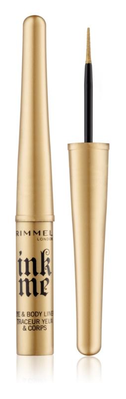 Rimmel Ink Me Eye & Body Liner tekoče črtalo za oči
