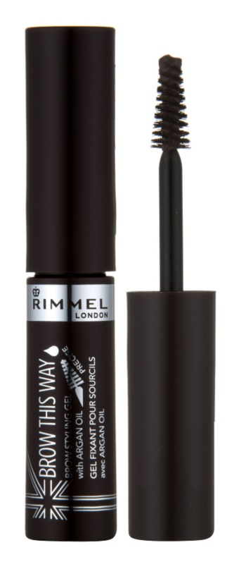 Rimmel Brow This Way gel sourcils