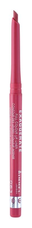 Rimmel Exaggerate  Full Colour konturovací tužka na rty
