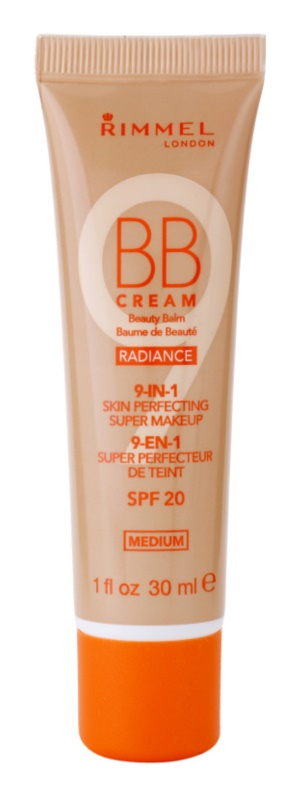 Rimmel Radiance BB Cream 9 in 1 SPF 20