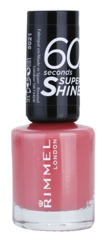 Rimmel 60 Seconds Super Shine vernis à ongles