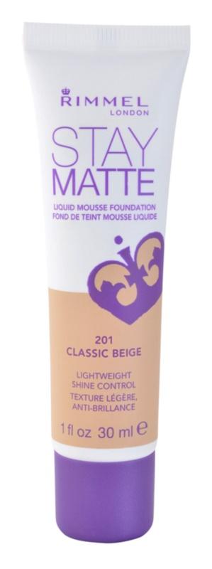 Rimmel Stay Matte penový make-up