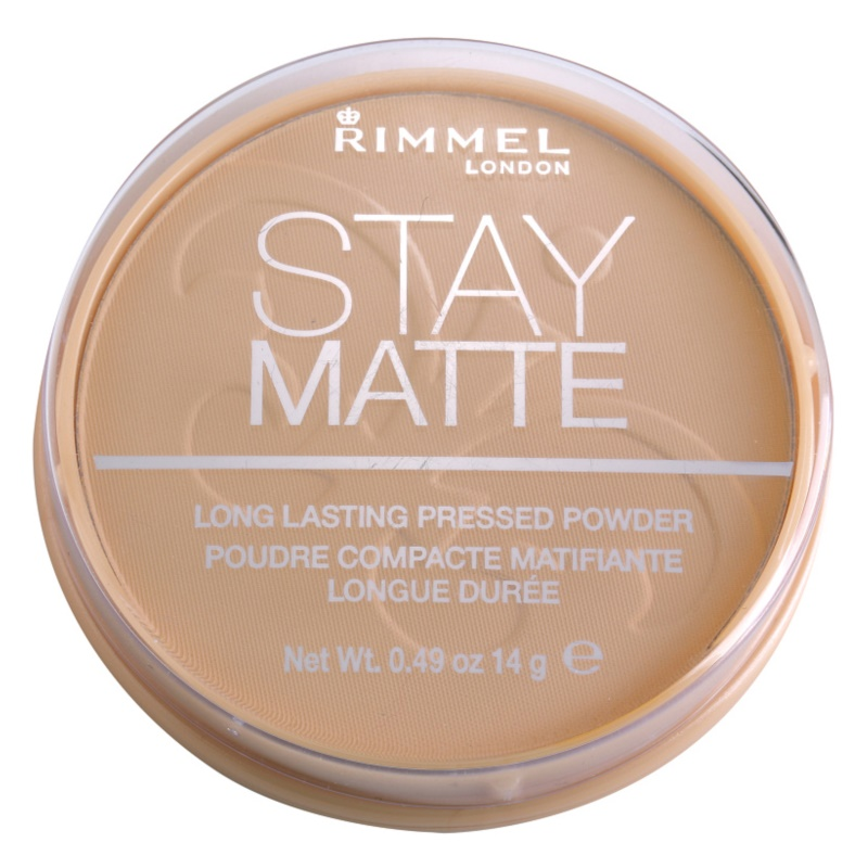 Rimmel Stay Matte Puder