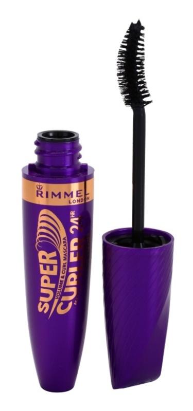 Rimmel Supercurler 24H mascara pentru volum si curbare