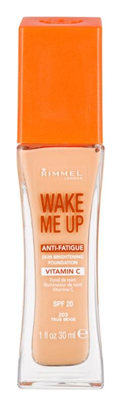Rimmel Wake Me Up fond de ten SPF 20