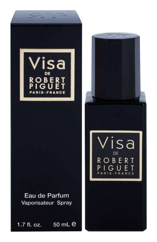 Robert Piguet Visa eau de parfum per donna 50 ml