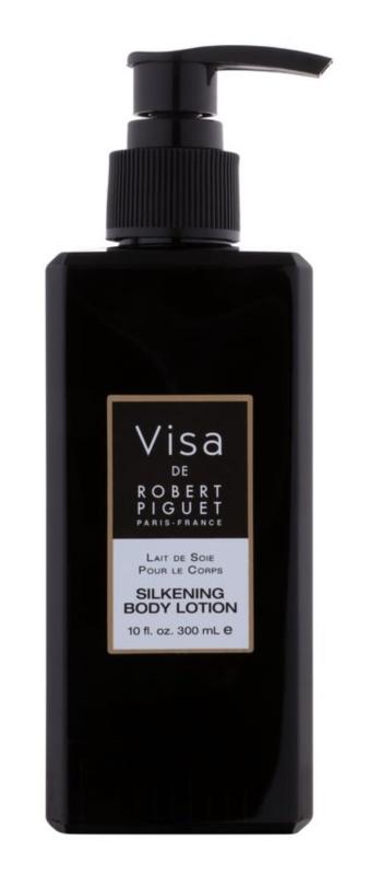 Robert Piguet Visa telové mlieko pre ženy 300 ml