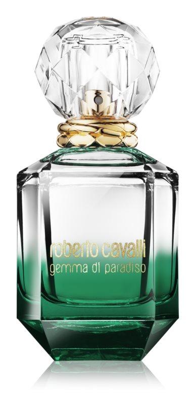 Roberto Cavalli Gemma di Paradiso Eau de Parfum voor Vrouwen  75 ml