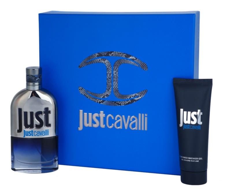 Roberto Cavalli Just Cavalli for Men ajándékszett I.