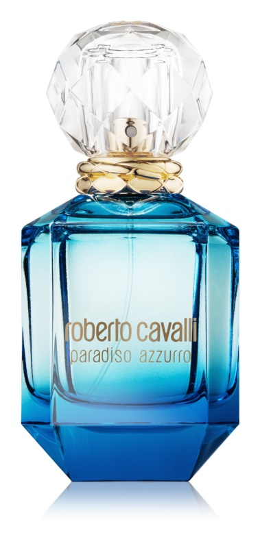 Roberto Cavalli Paradiso Azzurro Eau de Parfum für Damen 75 ml