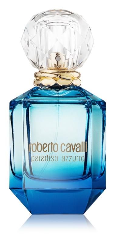 Roberto Cavalli Paradiso Azzurro Eau de Parfum voor Vrouwen  75 ml