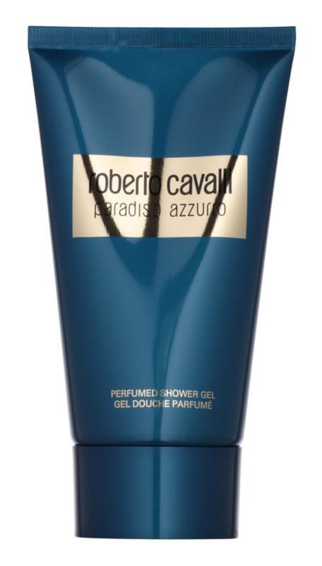 Roberto Cavalli Paradiso Azzurro Duschgel für Damen 150 ml