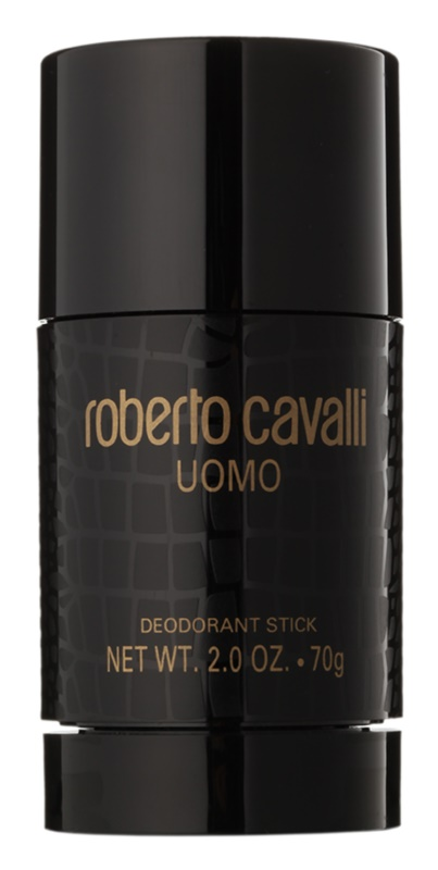 Roberto Cavalli Uomo Deodorant Stick for Men 70 g