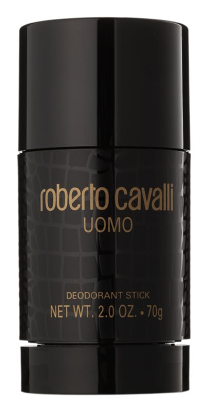Roberto Cavalli Uomo Deodorant Stick for Men 70 g