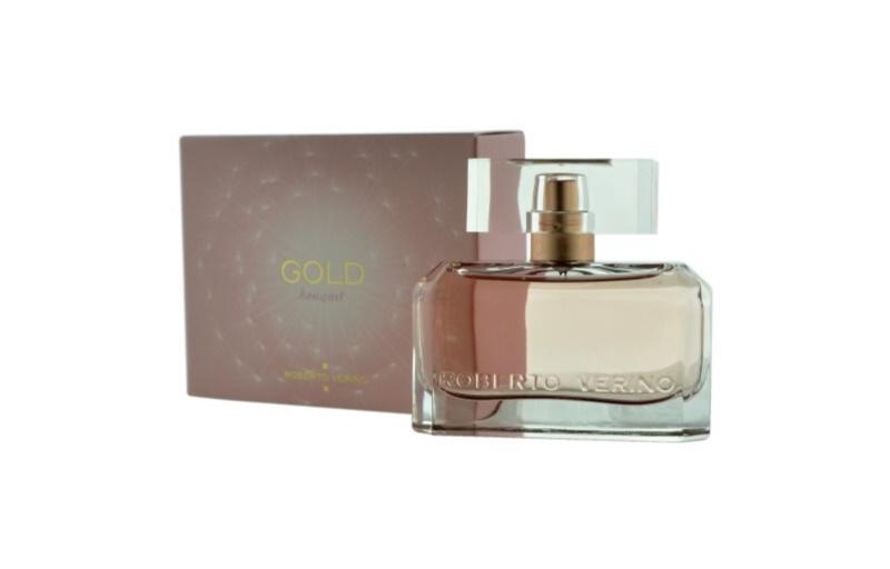 Roberto Verino Gold Bouquet eau de parfum pour femme 30 ml