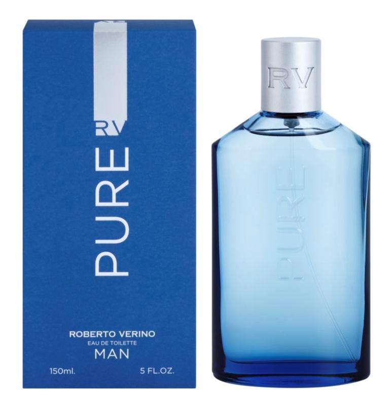 Roberto Verino Pure Man eau de toilette per uomo 150 ml