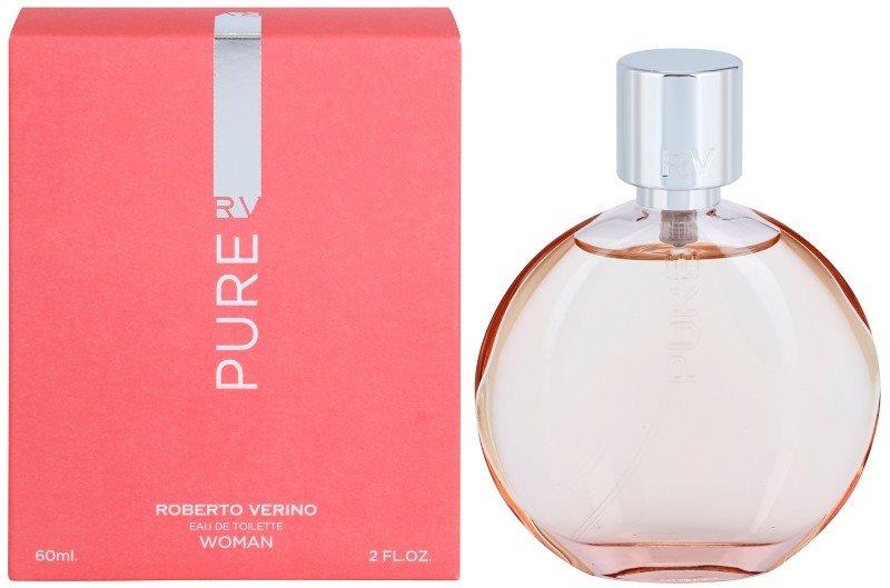 Roberto Verino Pure For Her eau de toilette pour femme 60 ml