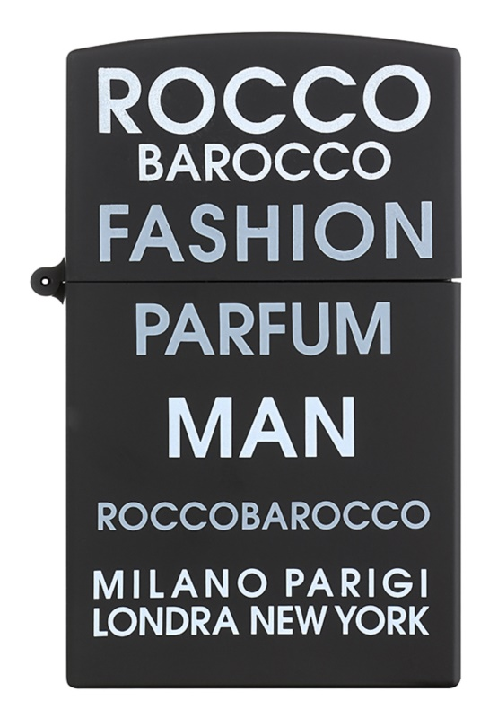 Roccobarocco Fashion Man Eau de Toilette for Men 75 ml