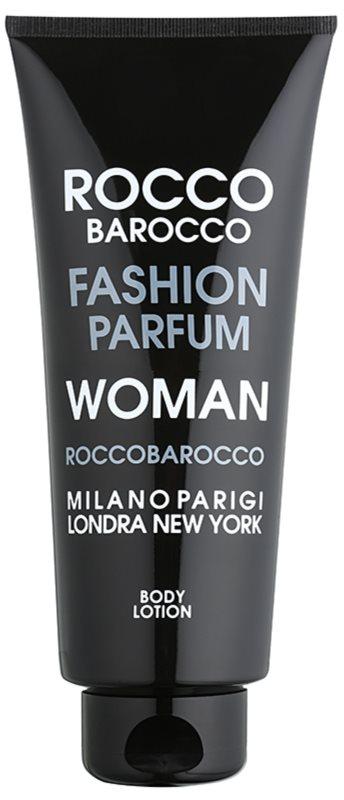 Roccobarocco Fashion Woman leche corporal para mujer 400 ml