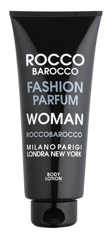 Roccobarocco Fashion Woman mleczko do ciała dla kobiet 400 ml