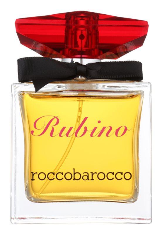 Roccobarocco Rubino eau de toilette pentru femei 100 ml