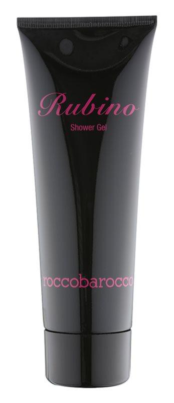 Roccobarocco Rubino sprchový gél pre ženy 250 ml