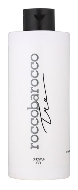 Roccobarocco Tre żel pod prysznic dla kobiet 400 ml