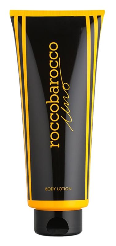Roccobarocco Uno leche corporal para mujer 400 ml