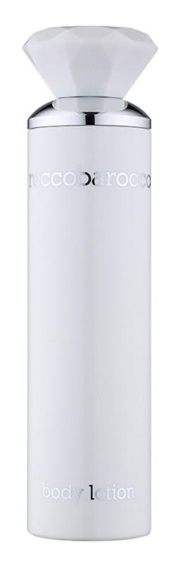 Roccobarocco White For Women Körperlotion für Damen 250 ml