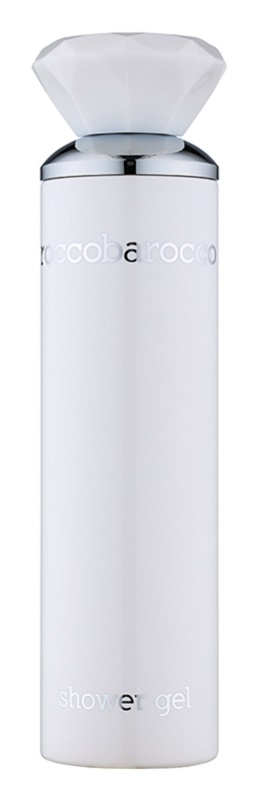Roccobarocco White For Women sprchový gel pro ženy 250 ml