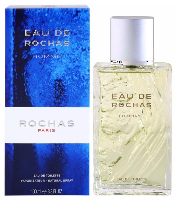 Rochas Eau de Rochas Homme Eau de Toilette for Men 100 ml