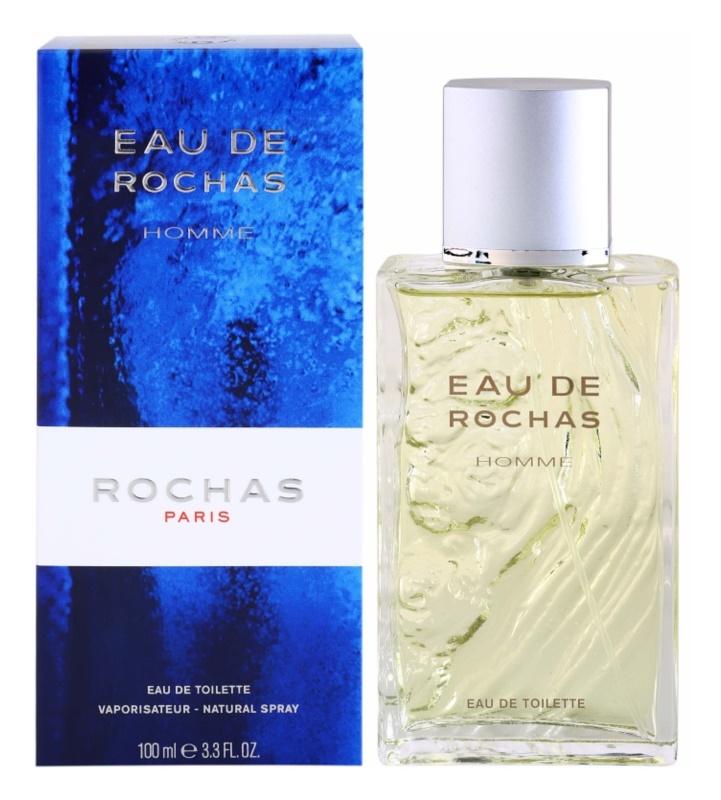 Rochas Eau de Rochas Homme Eau de Toilette voor Mannen 100 ml