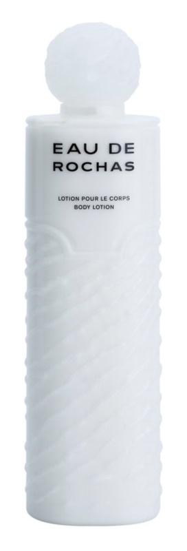 Rochas Eau de Rochas latte corpo per donna 500 ml