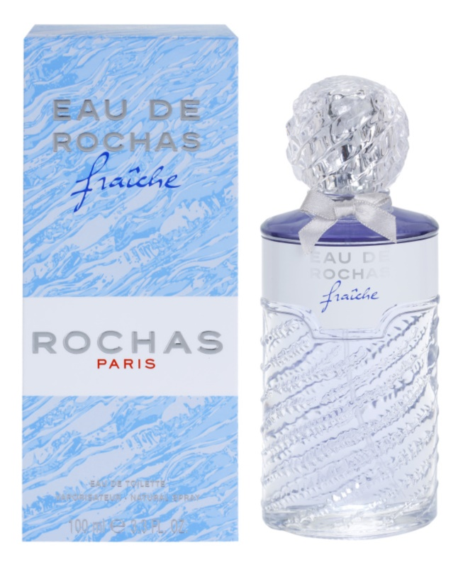 Rochas Eau de Rochas Fraîche Eau de Toilette for Women 100 ml