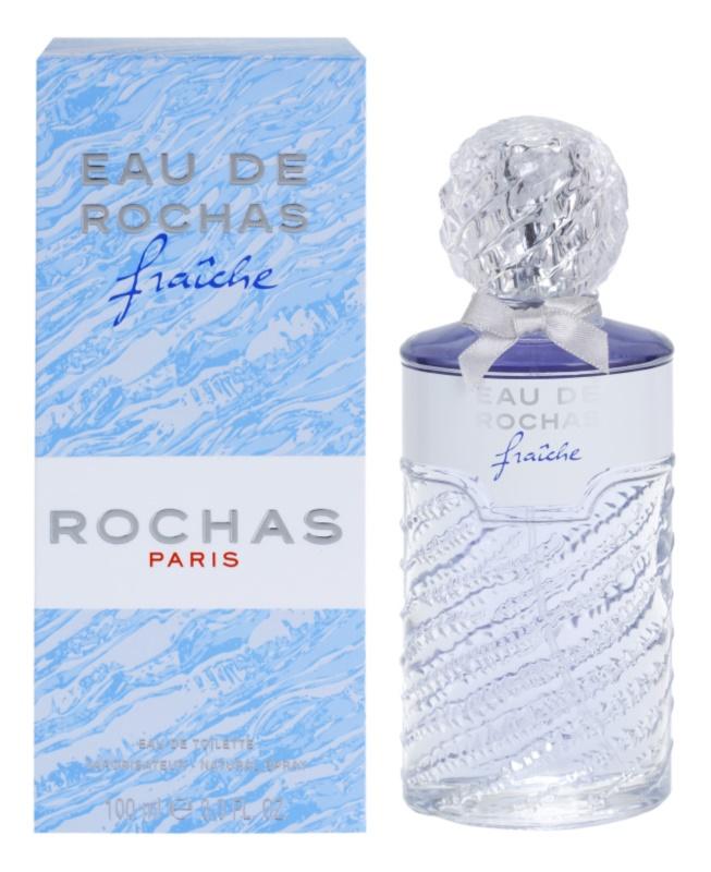 Rochas Eau de Rochas Fraîche Eau de Toilette für Damen 100 ml