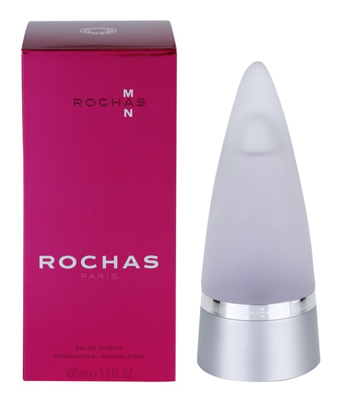 Rochas Rochas Man Eau de Toilette for Men 100 ml