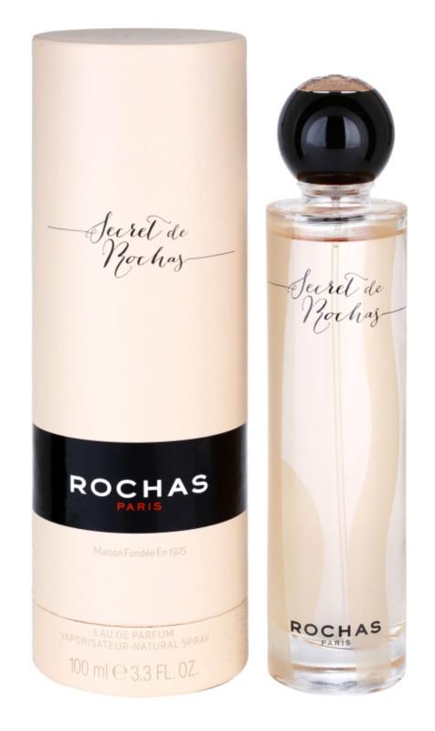 Rochas Secret De Rochas woda perfumowana dla kobiet 100 ml