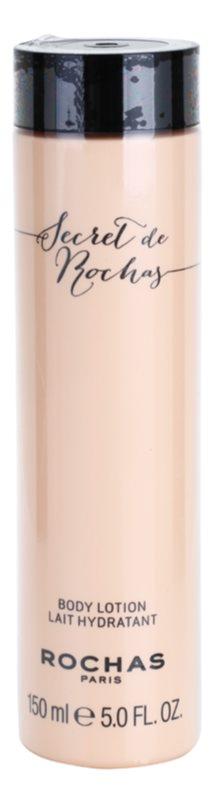 Rochas Secret De Rochas Bodylotion  voor Vrouwen  150 ml