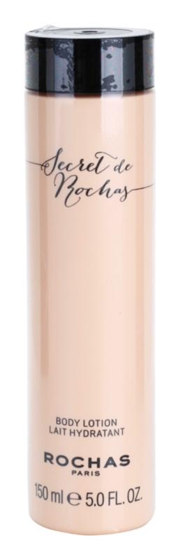 Rochas Secret De Rochas lapte de corp pentru femei 150 ml