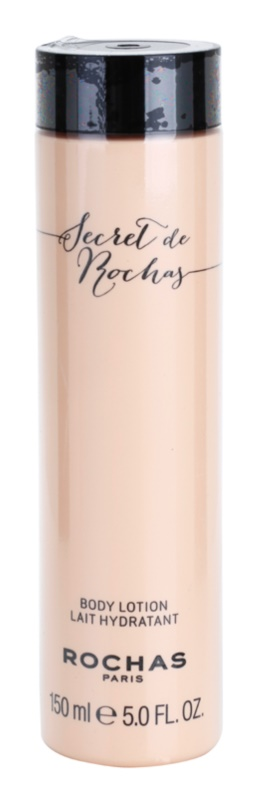 Rochas Secret De Rochas mleczko do ciała dla kobiet 150 ml